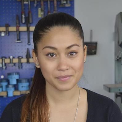 Tina Domeij